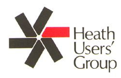 The Heath Users' Group Logo